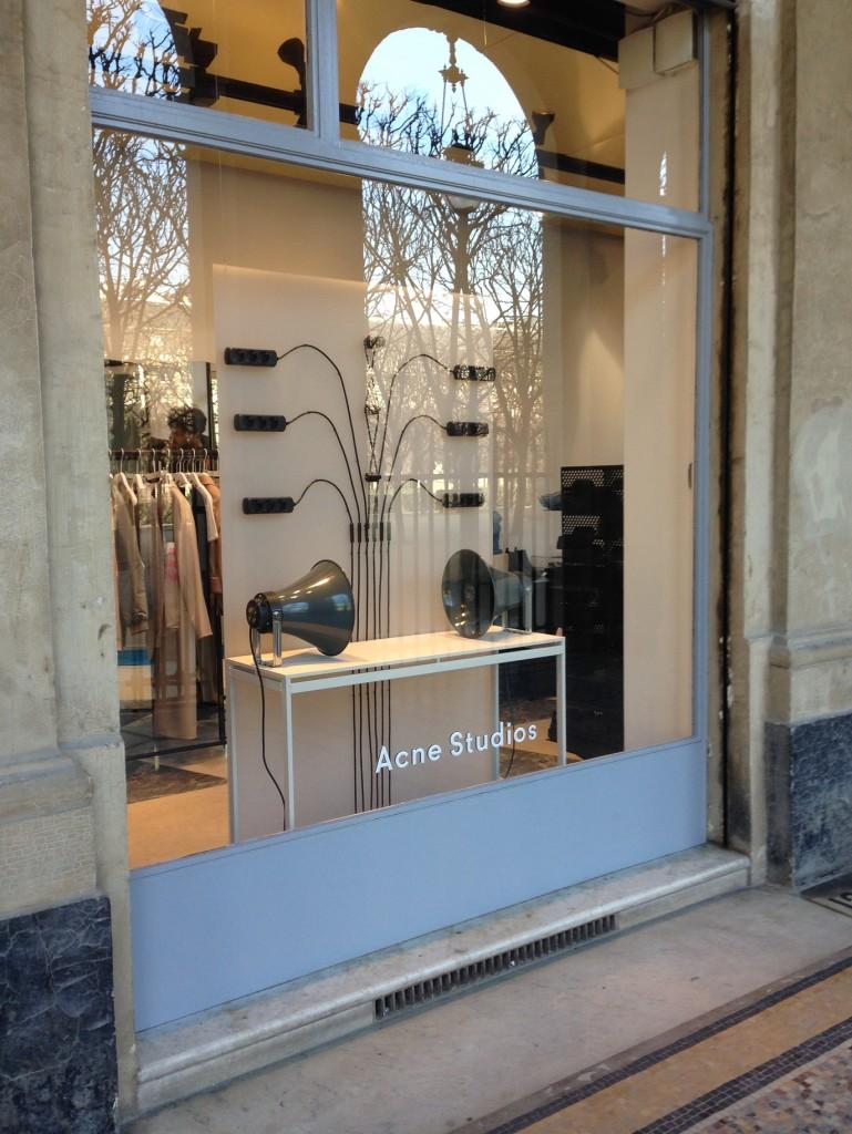 Window display WMSS16, Paris