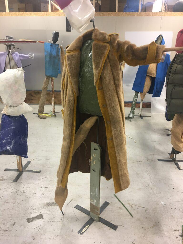 FW18 outerwear - prototype
